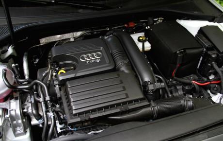 Magisk motor i A3 Cabriolet