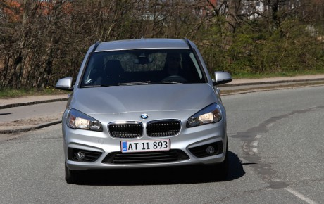 BMW 2 Active Tourer dyr at privatlease