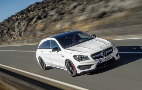 Update til Mercedes-AMG CLA 45 og GLA: 381 hk