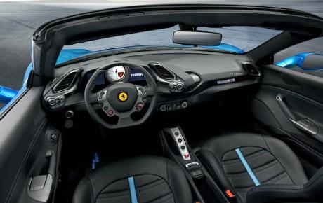 Ferrari 488 Spider klar til at afløse 458 Spider