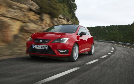 Sensationel pris på Seat Ibiza Cupra med 192 hk