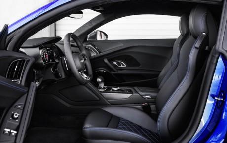 Audi: R8 med turbo er sikker