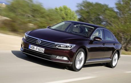 Passat er første Volkswagen med head up-display