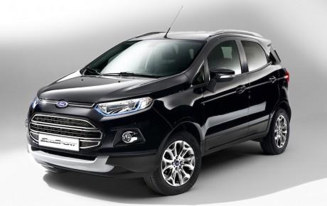 Ford EcoSport facelift - ingen dansk introduktion