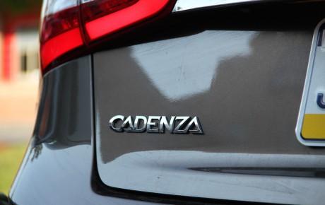 Kia Cadenza leverer virkelig verdensklasse