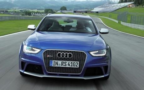 OPDATERET - Audi RS 4 skifter officielt til seks cylindre