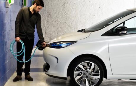 Renault ZOE: nu op til 240 km på en opladning