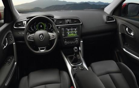 Renault Kadjar fra 256.900 kr. - i kødet på Qashqai