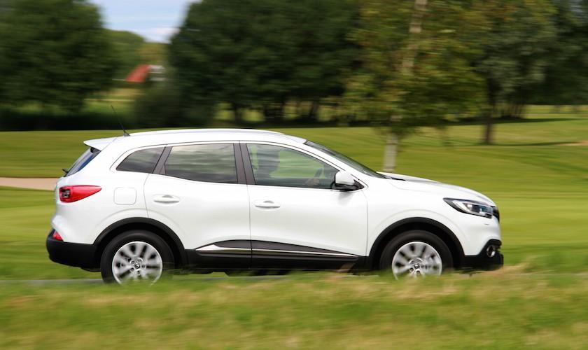 Renault Kadjar i første danske test - mere end en Qashqai? - Blog Om Biler