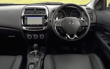 Ny, mindre og renere diesel skal genoplive Mitsubishi ASX