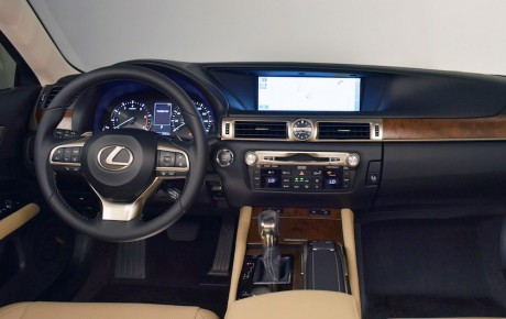 Nyt ansigt og ny motor – update til Lexus GS