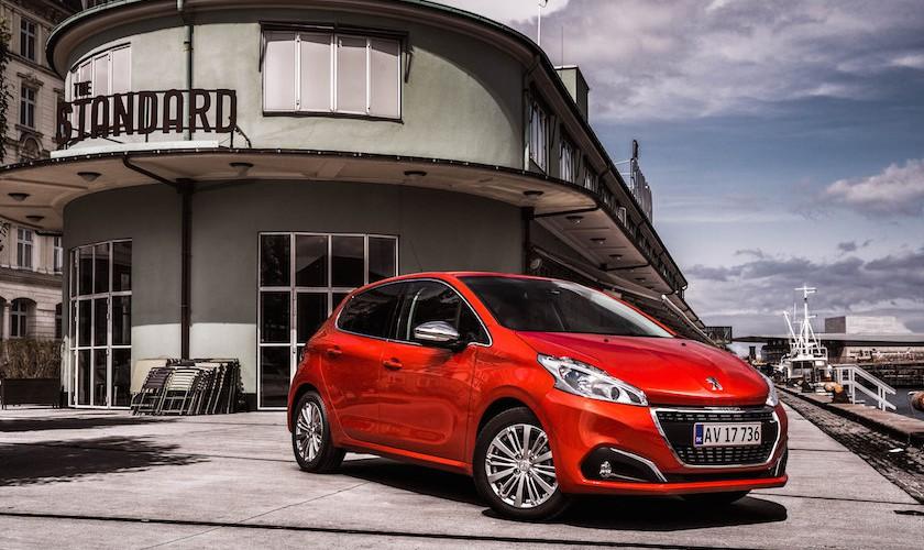 Januar med stigning i salget af nye biler