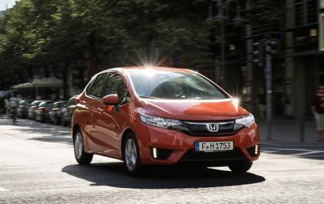 Klassens mest rummelige: ny Honda Jazz fra 149.000 kr.