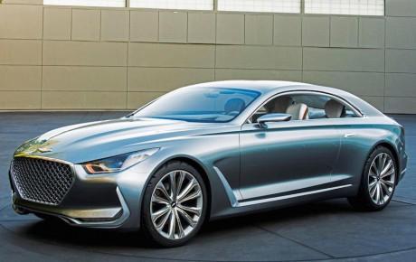 Hyundais nye luksuscoupé - en koreansk S-Klasse Coupé