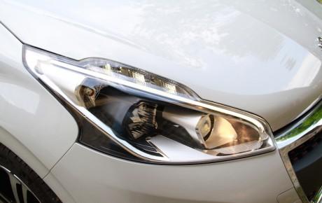 Faceliftet Peugeot 208 fra 119.990 kr.