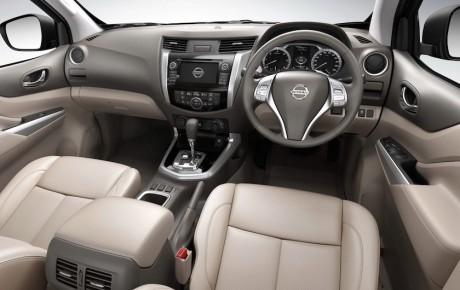 Nissans nye pickup: NP300 Navara får premiere i Frankfurt
