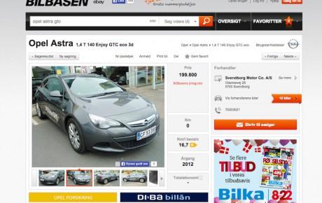 Bryd rammerne med en nyere brugt coupé under 200.000 kr.