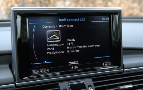 Motorvejslokomotivet fra Audi