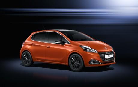 Peugeot 208: leasing for ubeslutsomme og pendlere