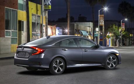 Honda Civic på vej med ny 1,5-liters turbomotor