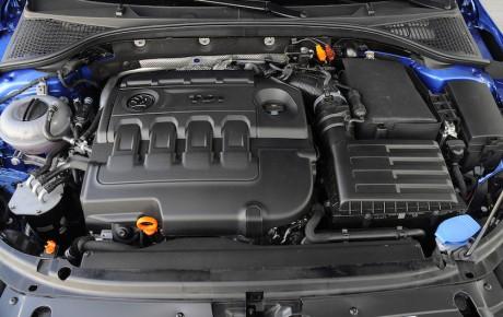 Skoda Octavia RS med firehjulstræk - hurtigere fra 0-100 km/t
