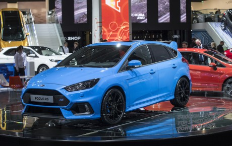 Focus RS mod konkurrenterne – hk for hk, krone for krone