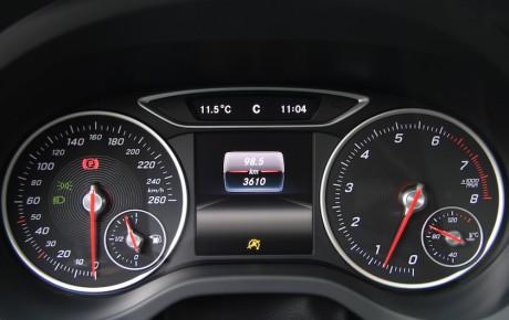 Mercedes-Benz A-Klasse - forbedringer med stor effekt