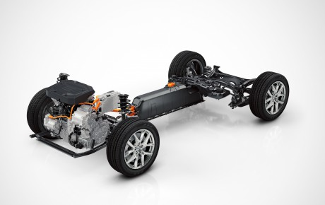 Volvos næste 40-serie klar i 2017 med hybridteknik