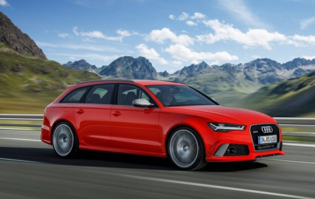 Audi klar med nye fartmonstre