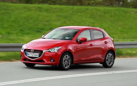 Små kraftværker fra Mazda og Skoda