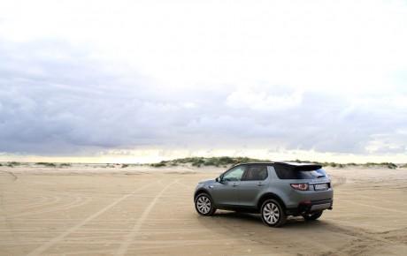 Land Rover Discovery Sport - et multitalent