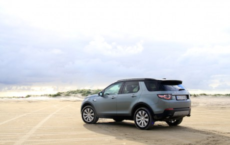 Land Rover Discovery Sport - et multitalent