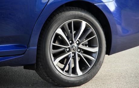 Avensis 1,8 taber hurtigt pusten