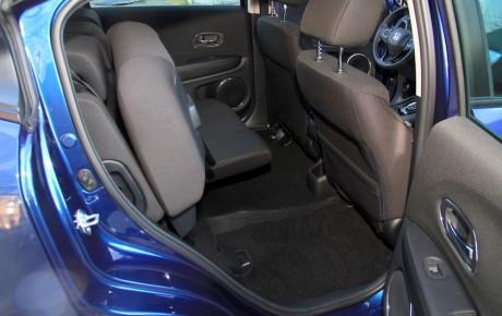 Honda HR-V - hvor er den ordentlige benzinmotor?