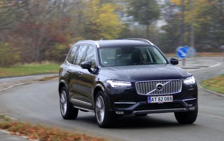 Audi Q7 mod Volvo XC90 - hvem bliver SUV-konge?