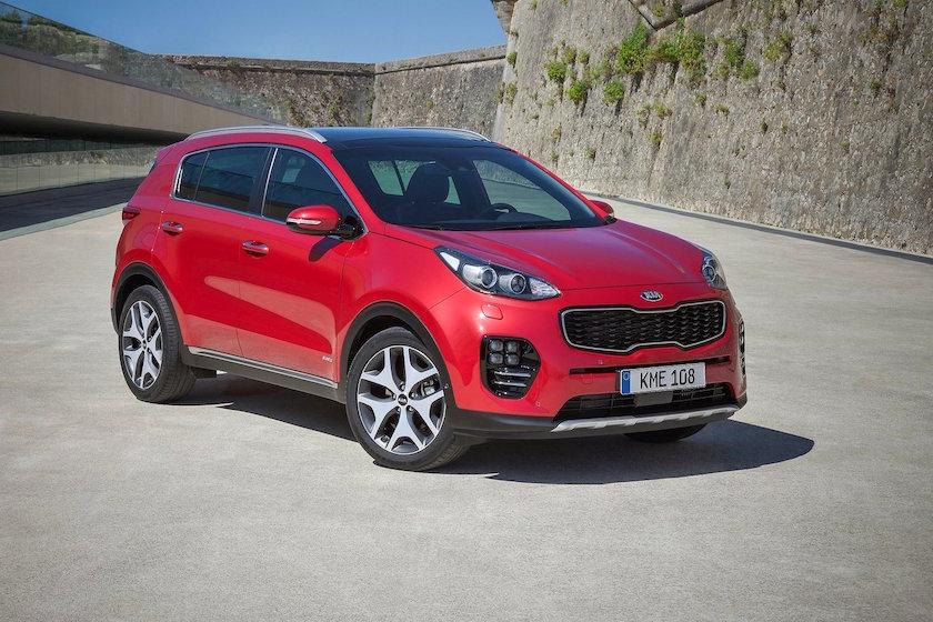 Ny Kia Sportage - højere priser, mere udstyr på koreansk SUV - Blog Om Biler