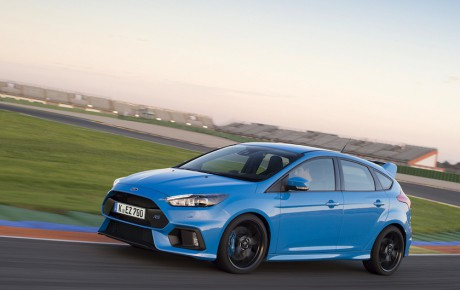 Ryd forsiden: Ford Focus RS er den ultimative GTI