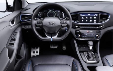 Hyundai Ioniq bekender kulør - tre gange