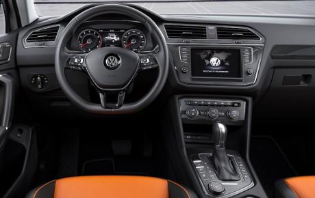 Danske priser på ny VW Tiguan