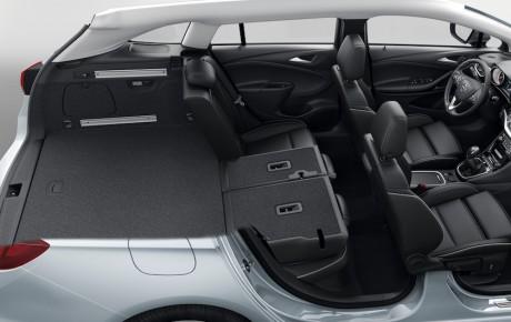 Baghjul til konkurrenterne: lave priser på Opel Astra stationcar