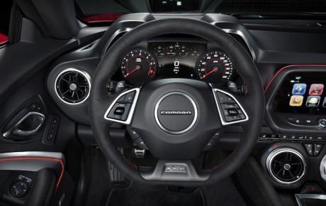 Et monster fra Chevrolet: ny Camaro ZL1