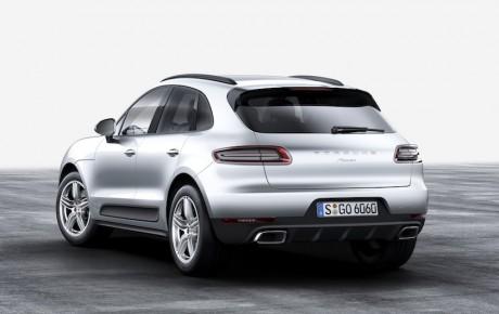 Fire cylindre får Porsche Macan ned i pris