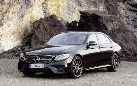 Mercedes-AMG hurtigt ude med E 43 4MATIC