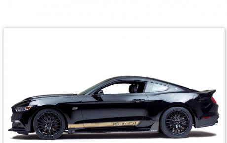 Hertz har den fedeste Mustang - og du kan leje den i USA