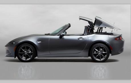 Mazdas påskeæg - MX-5 RF overrasker med sit nye design