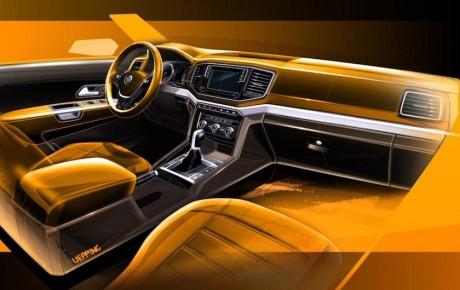 Volkswagen Amarok får V6-diesel og luksusløft