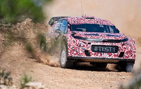 Ny Citroën C3 forklædt som racerbil