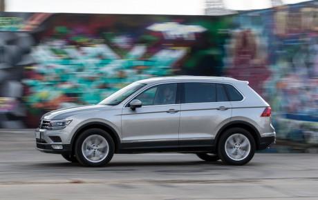 Volkswagen Tiguan er Mr. Perfect