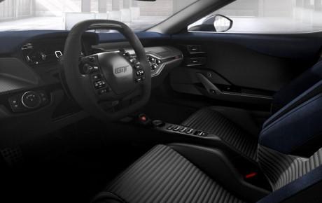 Nyt i drømmegaragen - konfigurer din egen Ford GT på nettet