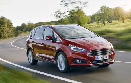 Stor familie-Ford falder med op til 122.000 kr.